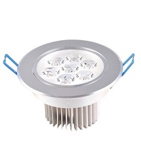 3-15 watts round downlight