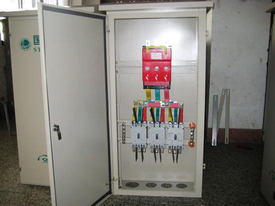 一级配电箱电路�_工地二级配电箱电路图