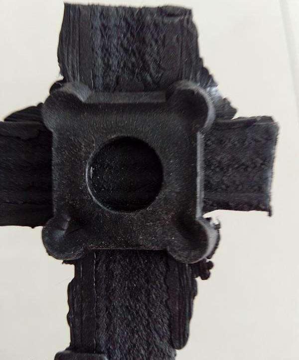 锁扣式土工格栅