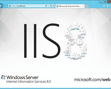 Windows Server 2012 IIS8 安装配置方法