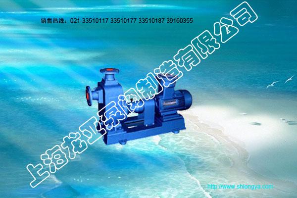 CYZ-A自吸式离心泵
