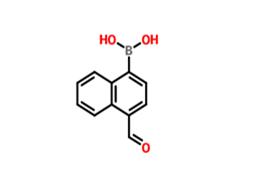 4-甲酰基萘-1-硼酸