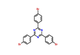 2,4,6-三(4-溴苯基)-1,3,5-三嗪