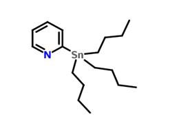 2-三正丁基甲锡烷基吡啶