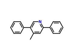 4-甲基-2,5-二苯基吡啶