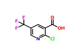 2-氯-5-三氟甲基吡啶-3-甲酸