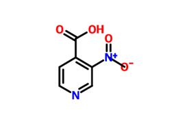 3-硝基-4-吡啶羧酸