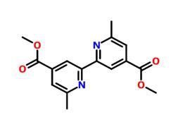 6,6'-二甲基-2,2'-联吡啶-4,4'-二羧酸甲酯