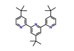 4,4′,4″-三叔丁基-2,2′:6′,2″-三联吡啶