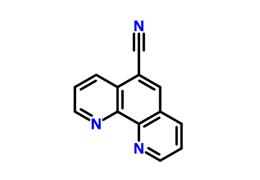 5-氰基-1,10-菲咯啉
