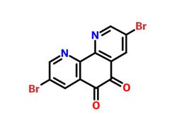 3,8-二溴-1,10-菲罗啉-5,6-二酮