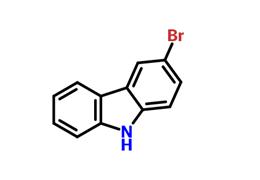 3-溴咔唑