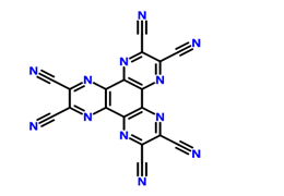 2,3,6,7,10,11-六氰基-1,4,5,8,9,12-六氮杂苯并菲