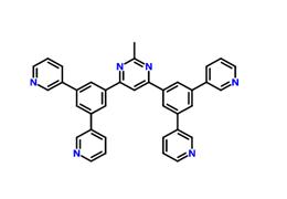 4,6-二(3,5-二-3-吡啶基苯基)-2-甲基嘧啶