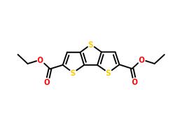 二噻吩[3,2-B:2',3'-D]噻吩-2,5-二羧酸乙酯