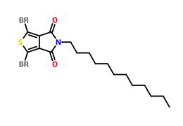 1,3-二溴-5-十二烷基噻吩[3,4-c]吡咯-4,6-二酮