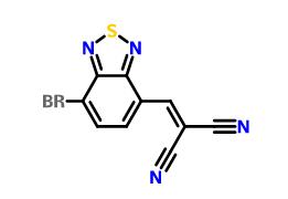4-溴-7-(2,2-二氰基乙烯基)苯并[c][1,2,5]噻二唑