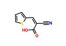 2-氰基-3-(2-噻吩)丙烯酸