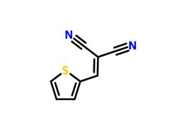 (2-噻吩亚甲基)甲烷-1,1-二甲腈