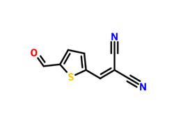 2-((5-formylthiophen-2-yl)methylene)malononitrile