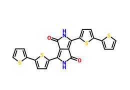 3,6-di(2,2′-bithiophen-5-yl)pyrrolo[3,4-c]pyrrole-1,4-(2H,5H)-dione