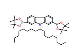 9-(1-辛基壬基)咔唑-2,7-双(硼酸频哪醇酯)