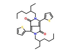 2,5-双(2-乙基己基)-3,6-二(噻吩-2-基)吡咯并[3,4-c]吡咯-1,4(2H,5h)-二酮