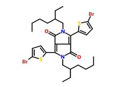 3,6-双(5-溴-2-噻吩基)-2,5-双(2-乙基己基)-2,5-二氢吡咯并[3,4-c]吡咯-1,4-二酮