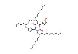 3,6-双(5-溴噻吩-2-基)-2,5-双(2-辛基十二烷基)吡咯并[3,4-c]吡咯-1,4(2H,5H)二酮
