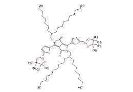 2,5-二(2-辛基十二烷基)-3,6-二(5-硼酸频哪醇酯噻吩基)-吡咯并吡咯二酮