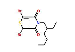 1,3-二溴-5-(2-乙基己基)-4H-噻吩并[3,4-c]吡咯-4,6(5h)-二酮