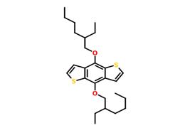2,6-二溴-4,8-双(2-乙基己氧基)苯并 [1,2-b,4,5-b2]-二-噻吩