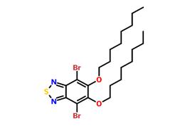 4,7-二溴-5,6-双(辛氧基)-2,1,3-苯并噻二唑
