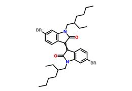 ,6'-二溴-N,N'-(2-乙基己基)异靛