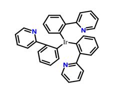 三[2-苯基吡啶-C2,N]铱(III)