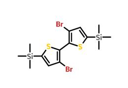 3,3'-二溴-5,5'-双(三甲基硅基)-2,2'-联噻吩