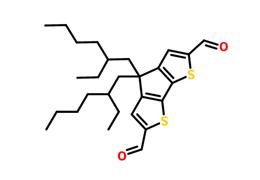 4,4-bis(2-ethylhexyl)-4H-cyclopenta[2,1-b:3,4-b]dithiophene-2,6-dicarbaldehyde