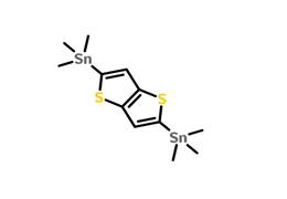 2,5-双(三甲基锡)噻吩并[3,2-b]噻吩
