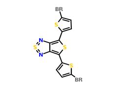 4,6-bis(5-bromo-2-thienyl)thieno[3,4-c][1,2,5]thiadiazole