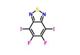5,6-difluoro-4,7-diiodo-benzo [c] [1,2,5] thiadiazole
