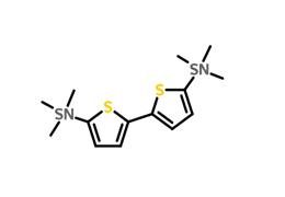 5,5-双三甲基硅烷基-2,2'-联噻吩