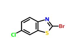 2-溴-6-氯苯并噻唑