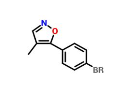 5-(4-溴苯基)-4-甲基异噁唑