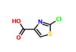 2-氯噻唑-4-甲酸