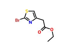 2-溴-4-噻唑乙酸乙酯