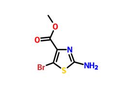 2-氨基-5-溴噻唑-4-甲酸甲酯