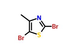 2,5-二溴-4-甲基噻唑