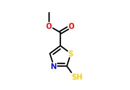 2-巯基噻唑-5-甲酸甲酯