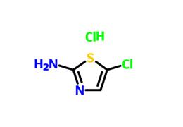 2-氨基-5-氯噻唑盐酸盐
