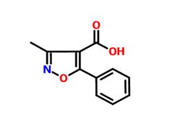 3-甲基-5-苯基-4-异恶唑甲酸